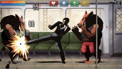Out at midnight: Punch werewolves in the face in stylish brawler The Executive