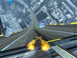 Awesome sci-fi racer AG Drive gets a new track and controller support