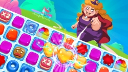 Defeat Nian and save the Jelly Kingdom in Jelly Blast!'s latest update