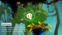 Ferngully meets Ori and the Blind Forest, Flying Slime is out now on iOS